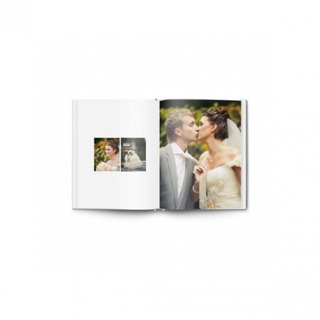 8.5x11 Portrait Layflat Leather Album