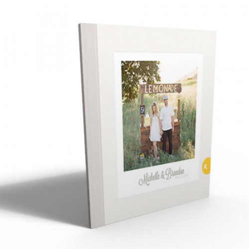 Hardcover 8.5x11 Yearbook